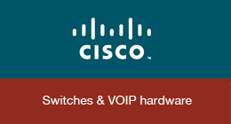 Specializing in Cisco