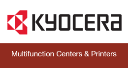 Specializing in Kyocera